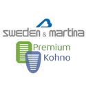 Pad Angolato 17° compatibile Sweden Kohno