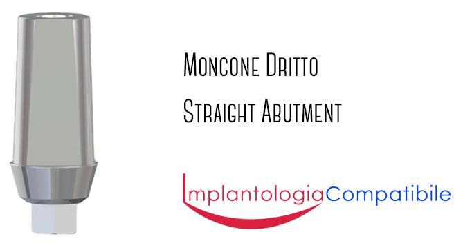 Moncone Dritto | Straight Abutment